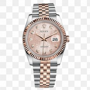 Pink Rolex Watch Male Watch - Rolex Datejust Watch Bezel Diamond Source NYC PNG