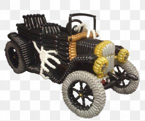 Balloon Classic Car - Tire Classic Car Balloon Vehicle PNG