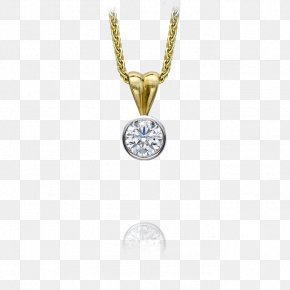 Necklace - Locket Necklace Jewellery Solitaire Gold PNG