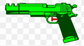 Water Gun - Water Gun Firearm Weapon Clip PNG