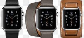 Apple Apple Watch WATCH - Hermxe8s Apple Watch Series 2 Handbag PNG