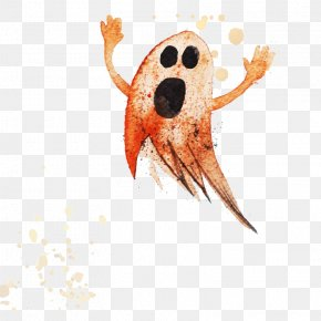 Creative Ghost - Halloween Ghost PNG