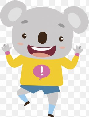 Smiling Koala - Koala Smile Gratis PNG