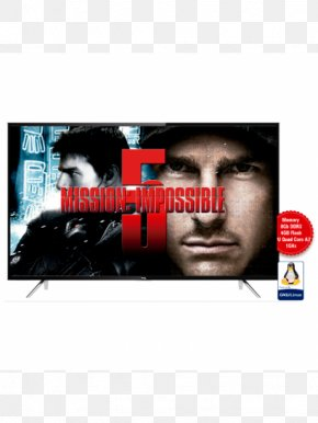 Tv Smart - Tom Cruise Mission: Impossible – Rogue Nation Ethan Hunt Film PNG