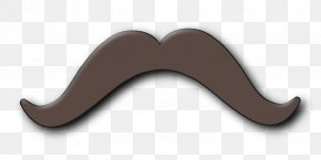Cute Mustache Cliparts - Angle Font PNG