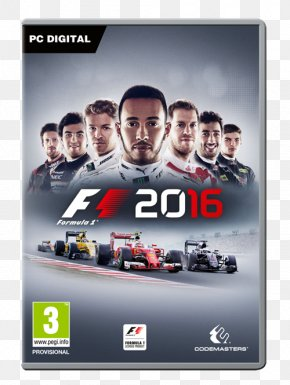 Formula One Video Games - F1 2016 2016 Formula One World Championship Video Game Xbox One PlayStation 4 PNG