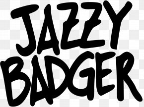 Jazz - T-shirt Jazzy Badger Jacket Vintage Clothing PNG