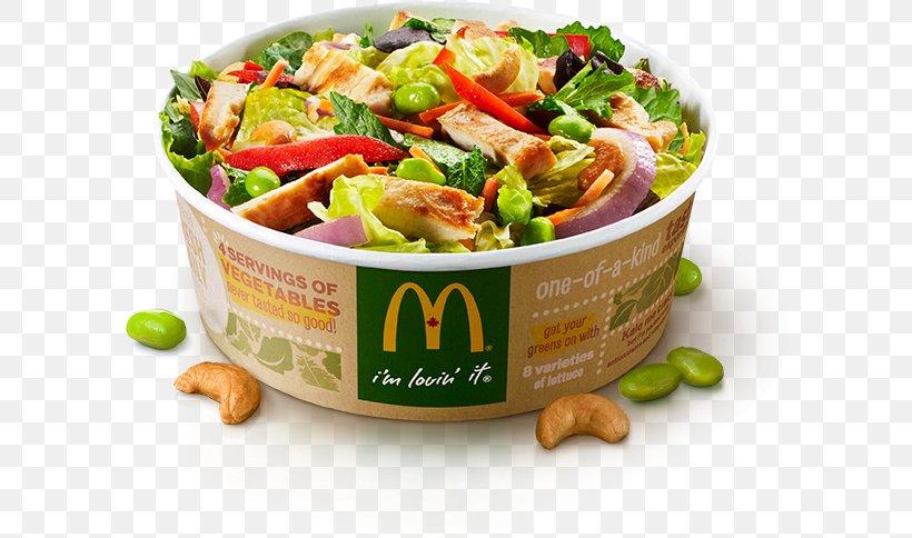 Caesar Salad Asian Cuisine Fast Food Fusion Cuisine Chicken Sandwich Png 598x484px Caesar Salad Asian Cuisine
