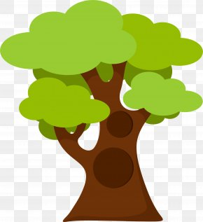 Madagascar Trees Cliparts - African Trees Clip Art PNG