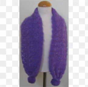 Crochet Scarf Pattern - Neck Wool PNG