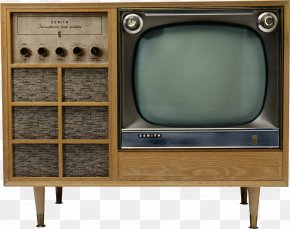 Television - Retro Television Network Television Set Television Show PNG