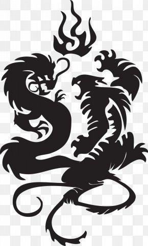Dragon - Vertebrate Visual Arts Dragon Clip Art PNG