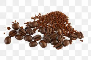 Coffee Beans - Instant Coffee Espresso Cafe Mill PNG