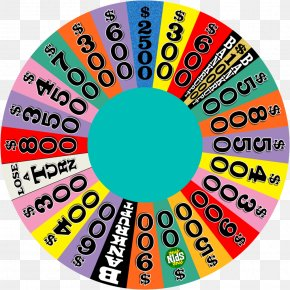 United States - Wheel Of Fortune 2 United States Game Show Television Show PNG