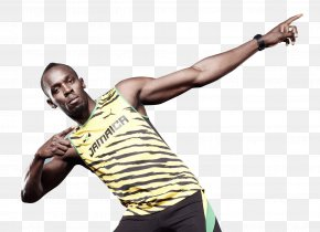 Usain Bolt - High-definition Video 2016 Summer Olympics Opening Ceremony Sprint Wallpaper PNG