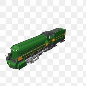 Train - Rail Transport Train Passenger Car Railroad Car Locomotive PNG