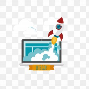 Rockets Fly Screen - Service Computer Marketing Software Web Browser PNG