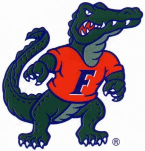 Florida Gators Clipart - Ben Hill Griffin Stadium Florida Gators Football Florida Gators Mens Basketball Mascot Southeastern Conference PNG