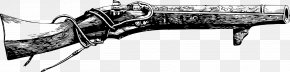 Weapon - Ranged Weapon Gun Barrel Firearm Clip Art PNG