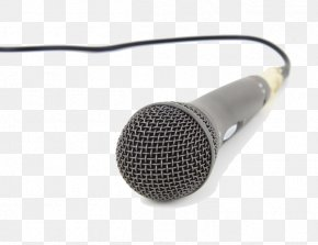 Belt Line Microphone - Microphone Audio Equipment Communication Broadcasting Stock.xchng PNG