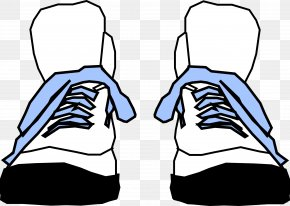 Cartoon Sneakers Cliparts - Sneakers High-top Converse Shoe Clip Art PNG