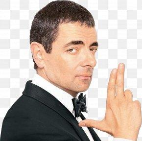 Rowan Atkinson - Johnny English James Bond Rowan Atkinson Spy Film PNG