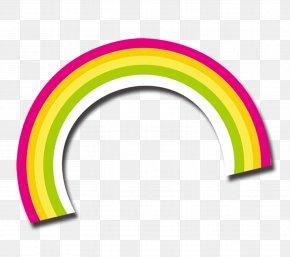 Rainbow - Rainbow Euclidean Vector Icon PNG