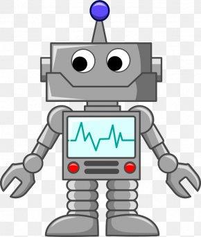 Robot - Robot Cartoon Clip Art PNG
