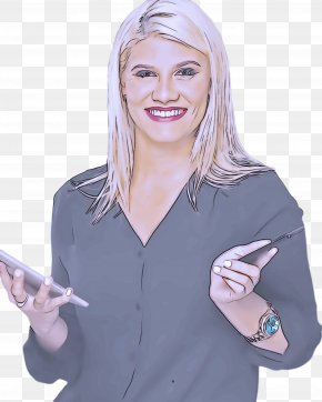 Sign Language Technology - Finger Gesture Hand Thumb Blond PNG