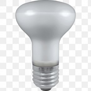 Energy-saving Lamps - Incandescent Light Bulb Edison Screw PNG