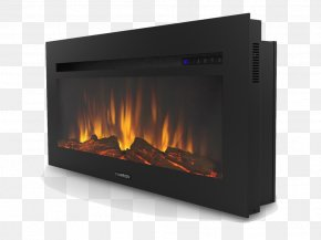 Flame Effect - Electric Fireplace Fireplace Insert Heater Electric Heating PNG