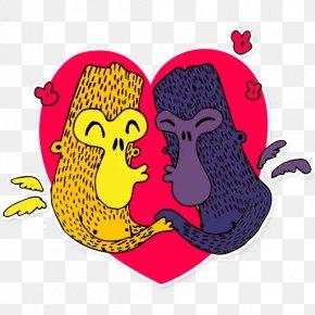 Wolf - Illustration Ape Wolf Monkey Clip Art PNG