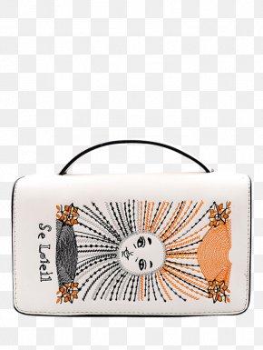 Tote Bag Off White Clothing - Handbag Fashion Embroidery Shoe PNG