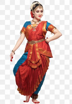 Dress - Indian Classical Dance Dance In India Dance Dresses, Skirts & Costumes Bharatanatyam PNG