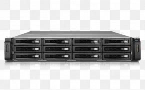 Network Storage Systems QNAP TS-1279U-RP Turbo Hard Drives QNAP Systems, Inc. QNAP TS-EC879U-RP Turbo PNG