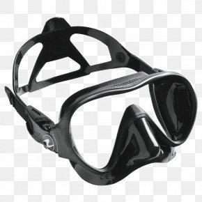 Mask - Diving & Snorkeling Masks Aqua-Lung Scuba Set Scuba Diving Aqua Lung/La Spirotechnique PNG