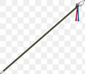 Spear - Line Angle Point Product PNG