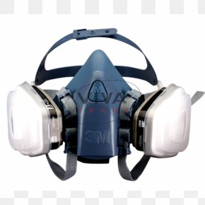 Mask - Respirator 3M Półmaska Cartridge PNG