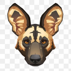 Wild Dog - African Wild Dog Canidae Dhole German Shepherd Drawing PNG