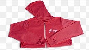 Red Hoodie - Hoodie White Red Jacket PNG