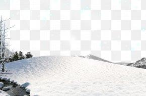 Snow Snow Vector - Winter Snow Icon PNG