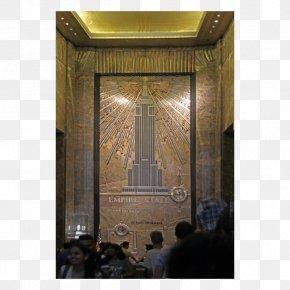 Building - Empire State Building Shreve, Lamb & Harmon Architecture Interior Design Services PNG