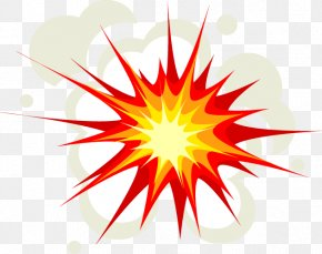 Explosion Explosion Explosion Cloud Labeled Stellate - Explosion Clip Art PNG