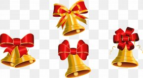 The Right Amount Of Christmas Bells - Jingle Bell Christmas Clip Art PNG