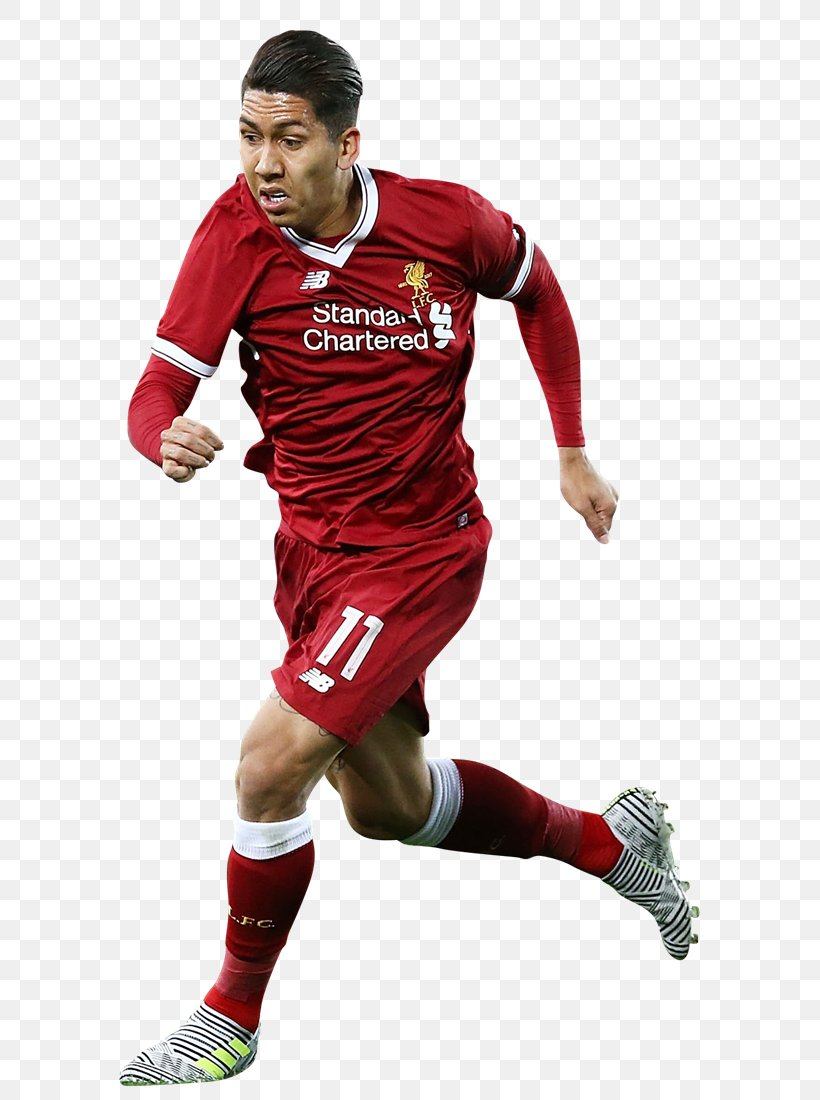 Roberto Firmino Liverpool F C Football Player Jersey Png 611x1100px Roberto Firmino As Roma Ball Clothing Football