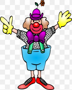 Clown Pic - Clown Clip Art PNG
