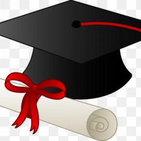 School - Clip Art Borders And Frames Graduation Ceremony Openclipart Graduate University PNG