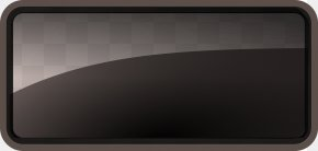 Rectangle - Rectangle Button Clip Art PNG