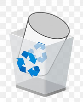 Recycle - Recycling Bin Trash Windows 10 Rubbish Bins & Waste Paper Baskets PNG