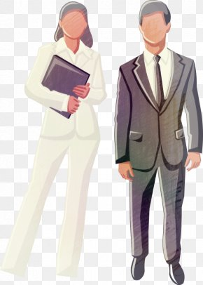 Business People Vector Image - Commerce PNG